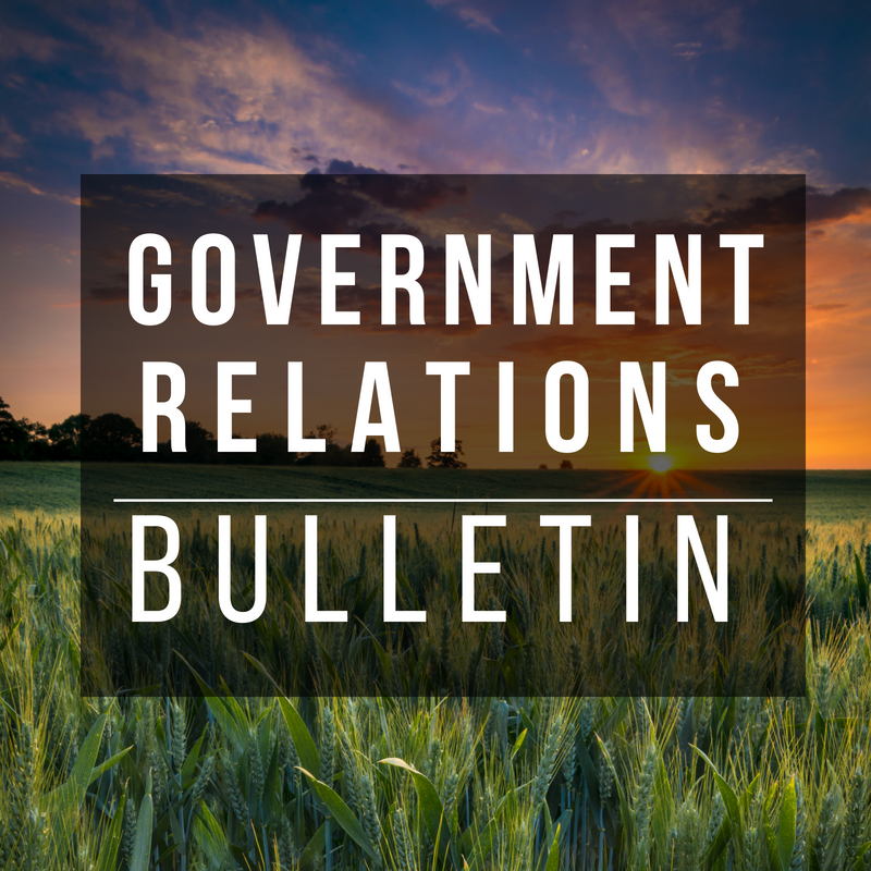 Government Relations Bulletin (GRB)
